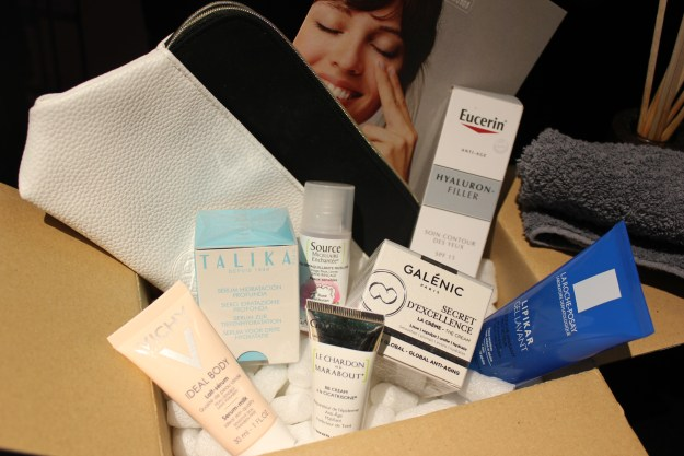 Beauty-Box von Newpharma