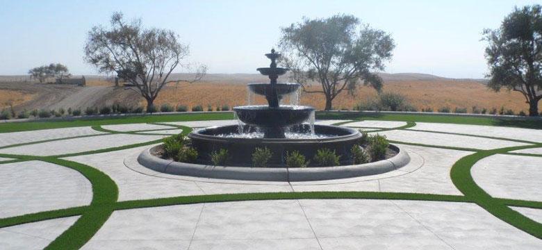 Slide-Fountain