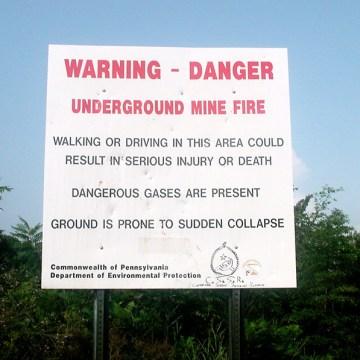 centralia mine fire