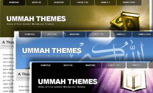 wp islamic themes