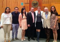 Asistentes al 4º Coloquio Internacional de Toxicología Clínica
