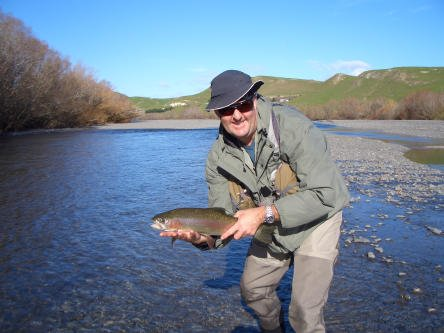 Health Rainbow Trout