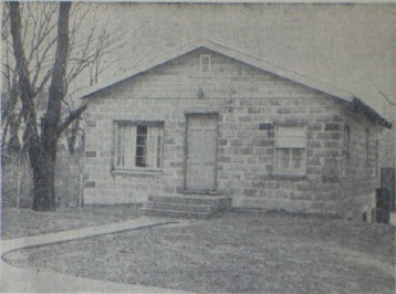 St. Paul parish house, 1950