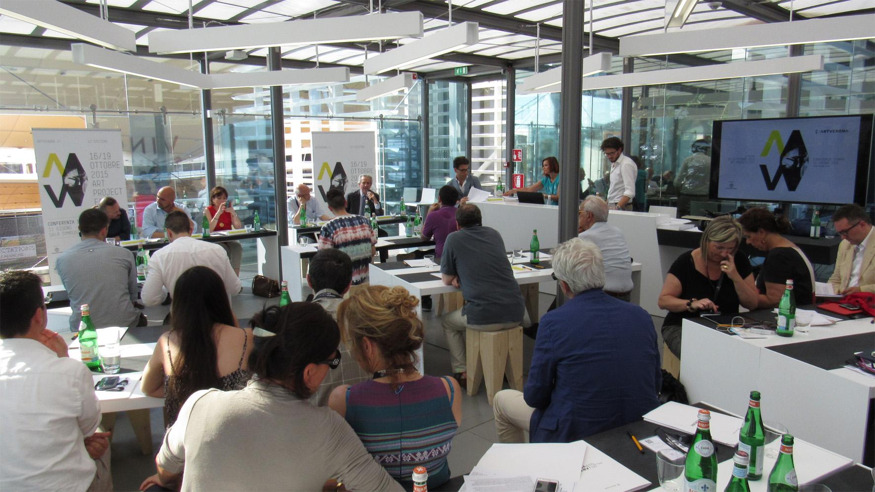 ArtVerona – 11a edizione   La presentazione