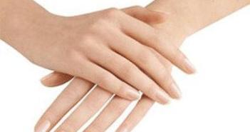 وصفة تبييض اليدين