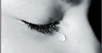 افهم شخصيتك من دموعك