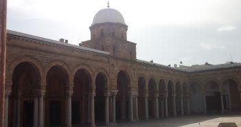مسجد الزيتونه بتونس