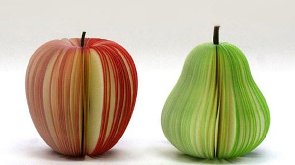 apple-and-pear-post-it-notes