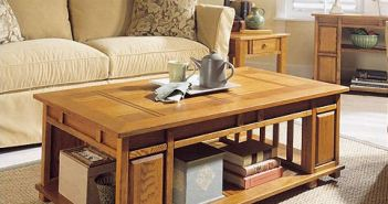 طاولات غرف معيشة