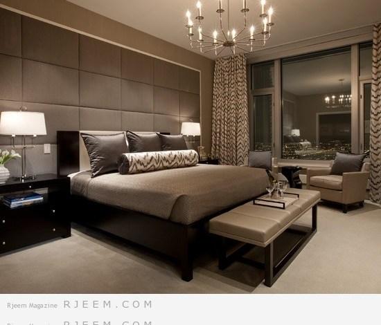 ديكور غرف نوم بتصميم عالمي