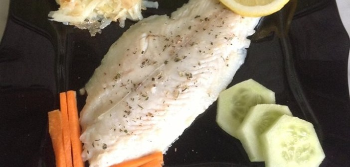 وصفة سمك دايت سهلة التحضير نقدمها لكم من مطبخ مجلة رجيم مفيدة جدا لمن يتبعون نظام صحي اوحمية .