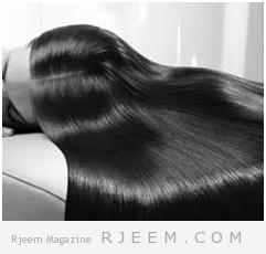 اجعلي شعرك ينمو بشكل أسرع من الطبيعي