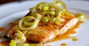 10 فوائد لتناول السمك