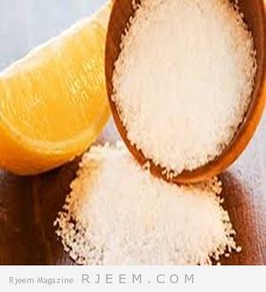 الملح المسحوق السحري في المنزل