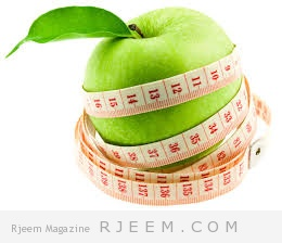 رجيم التفاح للمناسبات و خسارة 4 كيلو في 5 ايام