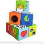 ألعاب الأطفال بين سنّ الستة والتسعة أشهر4