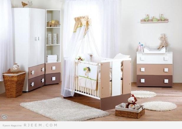 ديكورات غرف نوم الاطفال 2014