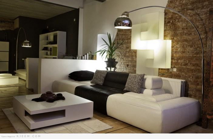 ديكورات غرف معيشة مميزة