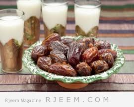 نصائح غذائية لنظام صحي في رمضان