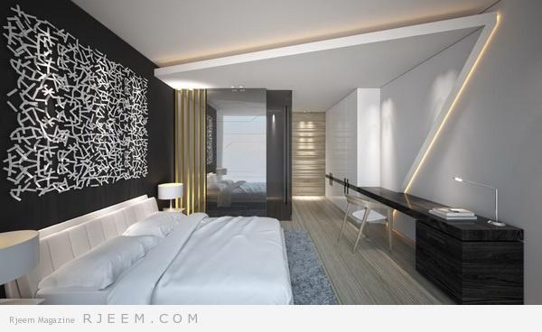 ديكورات غرف نوم عصرية 2014