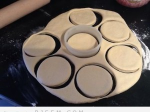 طريقة عمل البطبوط او الخبز  المغربي بالصور