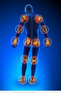 علاج طبيعي فعال ضد الآم المفاصل