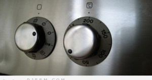 معادلات ضبط حرارة الفرن