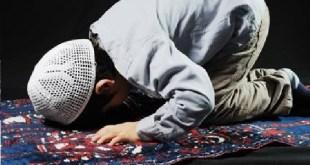 عودي طفلك على الصلاة