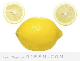 اكتشف فضائل الليمون في تنظيف منزلك