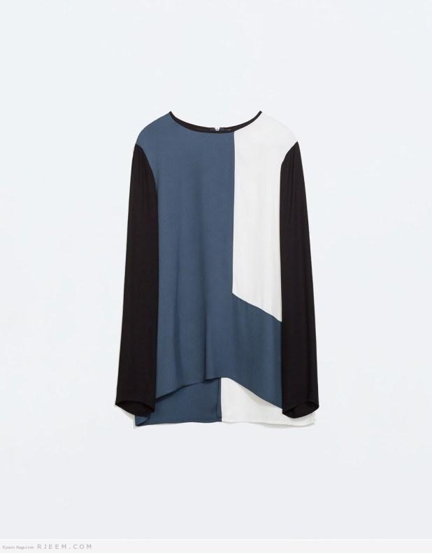 قمصان خريفية لصبايا 2014