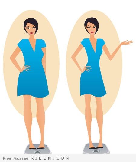 يساعد على فقدان الوزن