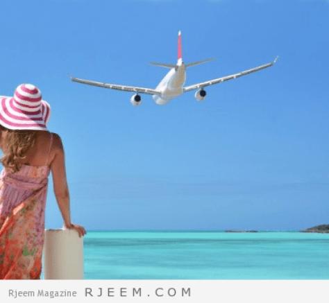 العناية ببشرتك خلال السفر
