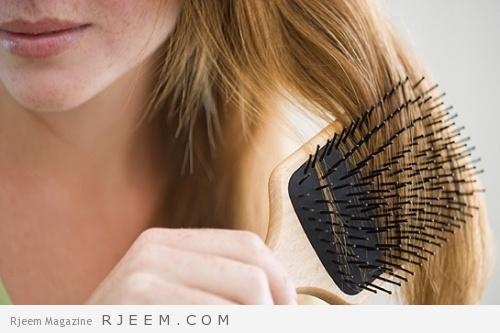 8 وصفات لتكثيف الشعر
