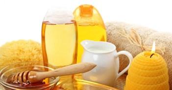 قناع العسل للبشرة