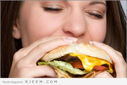 طرق التغلب على الجوع