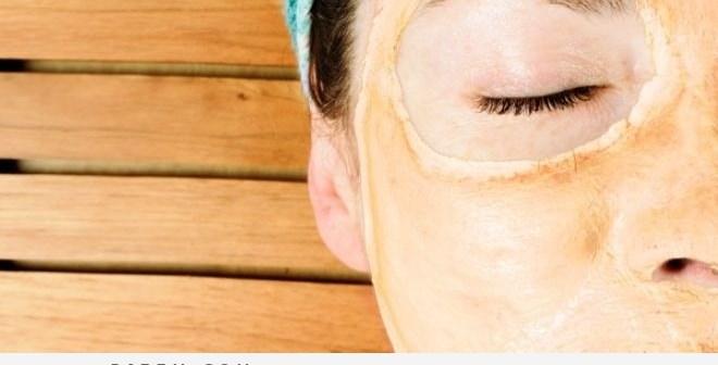 تبييض الوجه و ازالة الرؤوس السوداء
