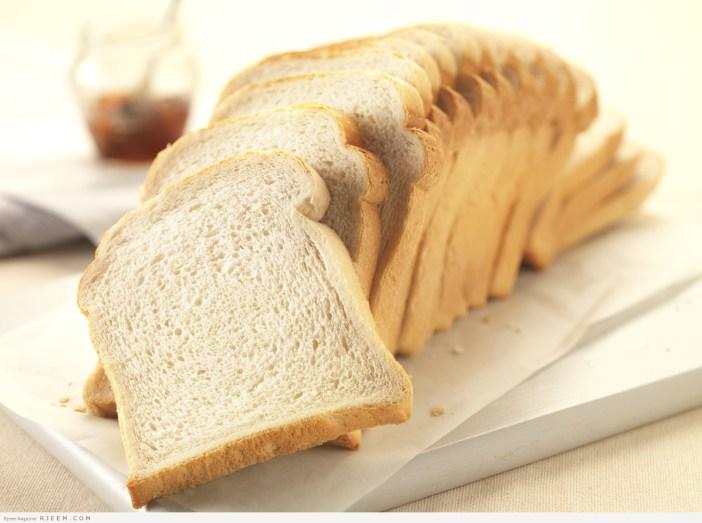 فوائد الخبز الابيض