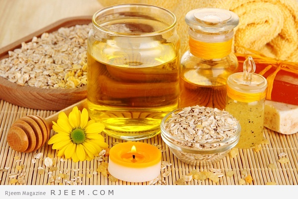 خلطات تبييض بالعسل