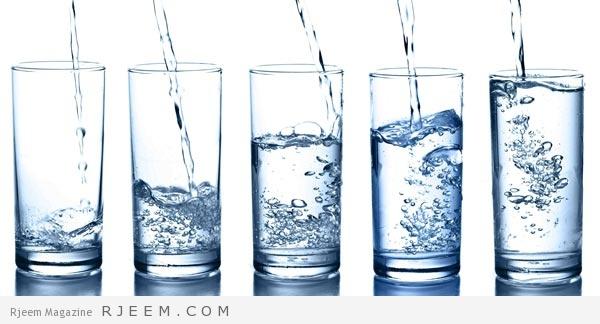 فوائد شرب الماء على الريق - اهمية شرب الماء صباحا