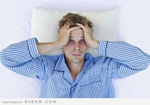 اسباب وعلاج اضطرابات النوم - اطعمة تساعد على النوم العميق