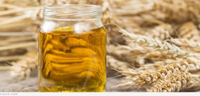زيت جنين القمح - فوائد زيت جنين القمح للبشرة والصحه