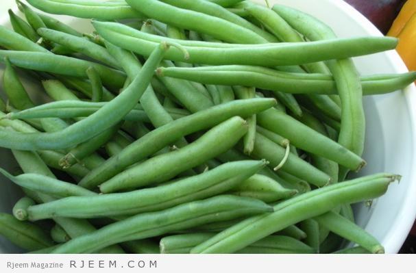 اللوبيا - فوائد اللوبيا البيضاء والخضراء