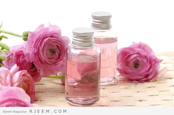 فوائد زيت الورد