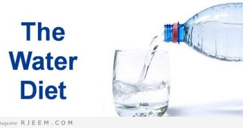 water-diet-for-weight-loss