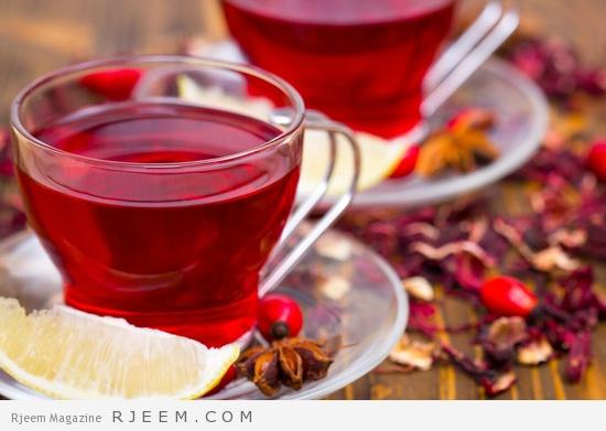17 فائده لشاي الكركدية