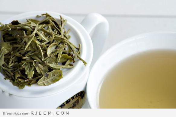 الشاي الابيض للتنحيف