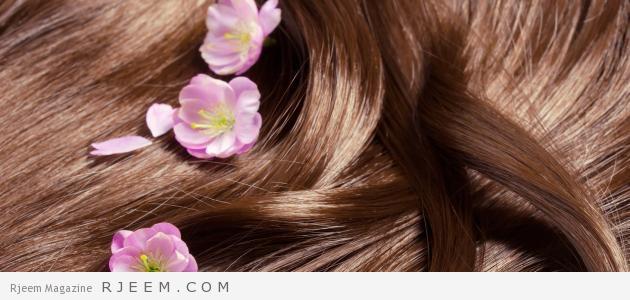 10 وصفات طبيعية لتفتيح لون الشعر طبيعيا