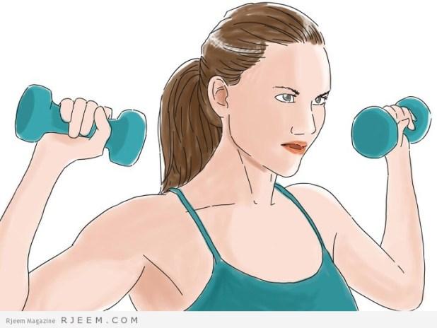 12 طريقة لشد ترهل الثدي