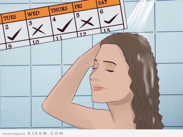 20 خلطة طبيعية لتطويل الشعر