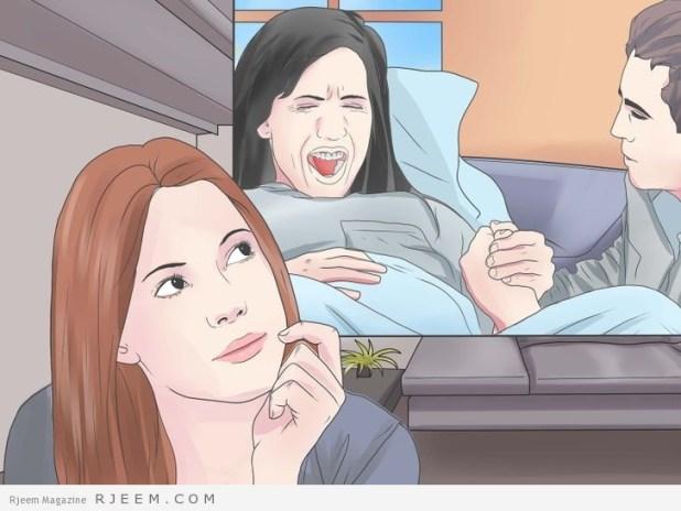 5 طرق لتسهيل الولادة الطبيعية